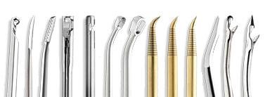 Instrumentos para artroscopia de quadril