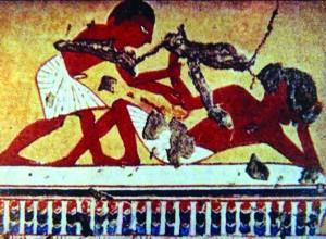 Ortopedia - Egito Antigo